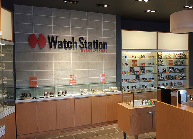 Watch Station Store Front